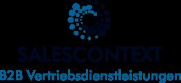 SALESCONTEXT - B2B Vertriebsdienstleistungen